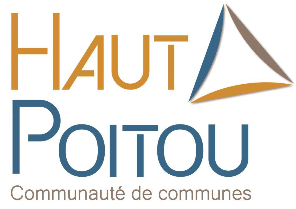 Logo Communauté de Communes du Haut Poitou